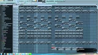 Menace de Mort Youssoupha instru remake By Rpg-7 Beats fl studio