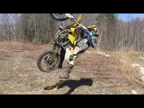 Amazing Motocross & Dirtbike Fails, Crashes, & Wrecks 2016