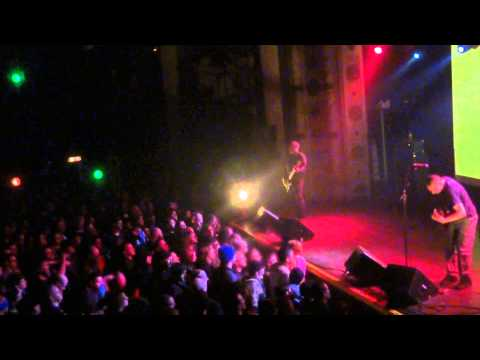 Godflesh - FULL CONCERT LIVE 2014 The Metro - Chicago, IL