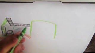 Tutorial - How to Draw Rocky