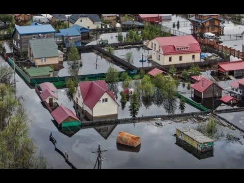 Режим ЧС объявлен в одном из районов Мурманской области из-за паводка