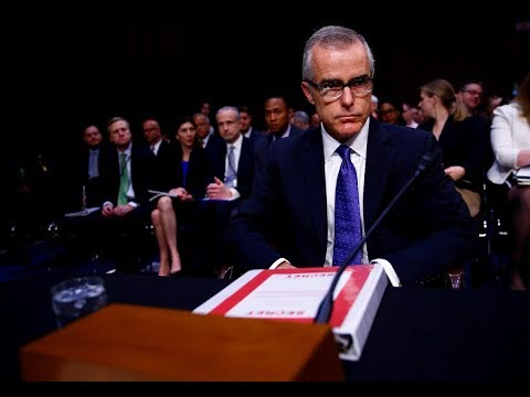 What does McCabe's firing mean for the Russia investigation?
