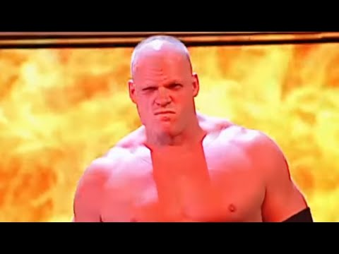 Kane returns to get vengeance on Umaga: Raw, September 4, 2006
