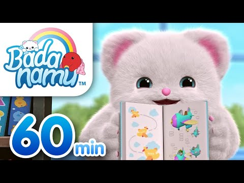 STEM Songs L Badanamu Compilation L Nursery Rhymes & Kids Songs