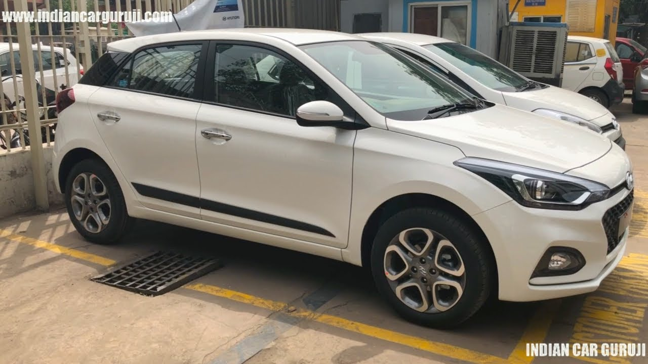 New 2019 Elite I20 Astao Top Model Review With Featuresinterior