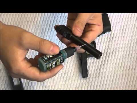 How to Lubricate a Glock the RIGHT Way