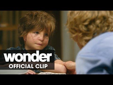 "Wonder (2017 Movie) Official Clip ""Whispering"" – Julia Roberts, Owen Wilson, Jacob Tremblay"