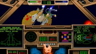 Wing Commander 1 - Guns and Rockets, Shield Cheat