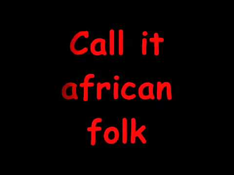 Gnawa Blues HOBA HOBA SPIRIT les paroles   YouTube