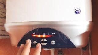 Бойлер Ariston SHP ECO 65 V SLIM 1,8K ► ОБЗОР электрического накопительного водонагревателя(КУПИТЬ В ВАШЕМ ГОРОДЕ - https://goo.gl/oYf6jP Ariston SHP ECO 65 V Slim 1,8K - настенный накопительный электрический водонагревате..., 2016-10-10T18:40:14.000Z)