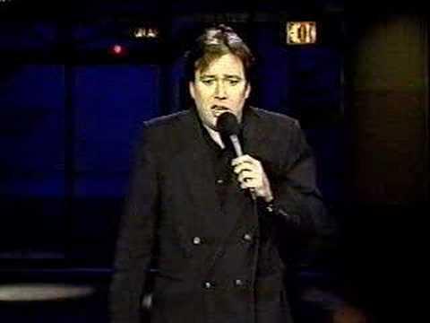 Bill Hicks on The David Letterman Show 1989 music