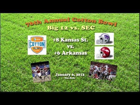 2013 Copper Bowl (Michigan v Kansas State) One Hour