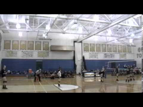 Shannon Hurley: Volleyball Game Film