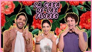 ¡El cast de La Casa de las Flores juegan Siempra Siempra!⎪ESCÁNDALA