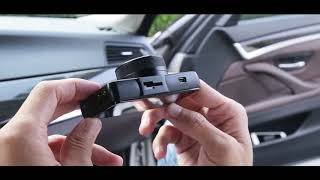 review APEMAN Dash Cam 1080P FHD DVR Car Driving Recorder 3
