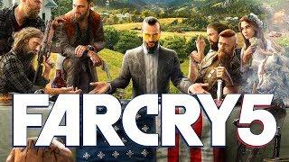 Far Cry 5 - 4K UHD Ultra Settings PC Benchmark / 1080Ti SLI