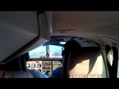 Jim's landing at Lilongwe