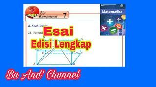 Uji Kompetensi Wulangan 6 Bahasa Jawa Kelas 8 Semester 2 ...
