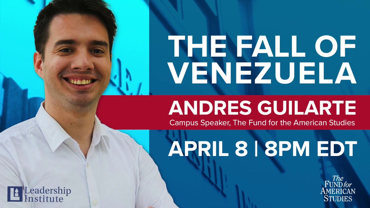 The Fall of Venezuela Explained | LI Digital Townhall