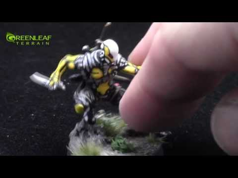 Model Showcase: Various Infinity Miniatures