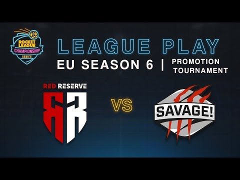 RED RESERVE vs. SAVAGE! - Promotional Tournament