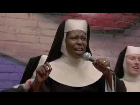 SISTER ACT 2  Get Up Offa That ThingDancing In The Street