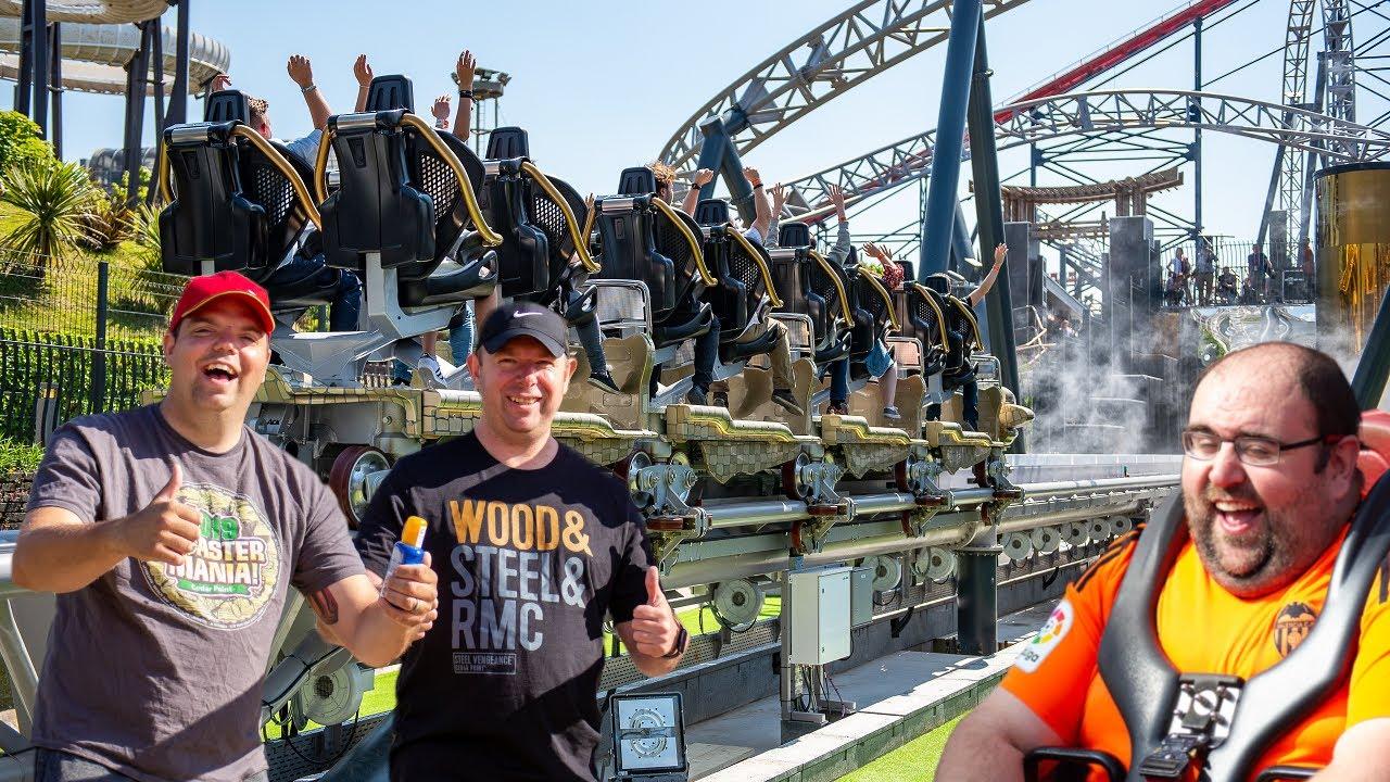 The 2020 Theme Park Season Returns; Our Content Plans