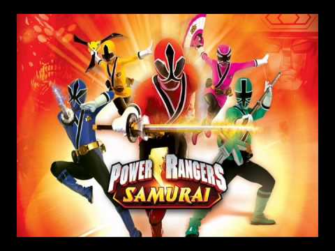 Power Rangers Samurai Instrumental