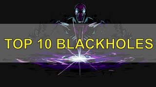 Top 10 Blackholes in Dota 2 History