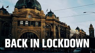 Impact of Lockdown in Victoria on international students