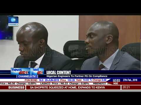 Petroleum Engineers To Partner FG On Compliance With Local Content Act