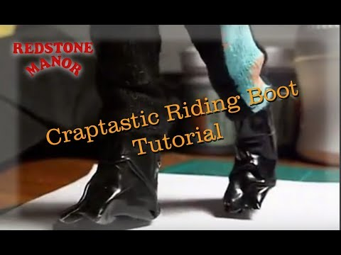 The Craptastic Boot Tutorial