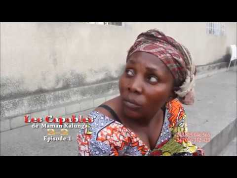 Nouveauté theatre congolais 3-2 Vol 1 groupe les Capables de Maman Kalunga.