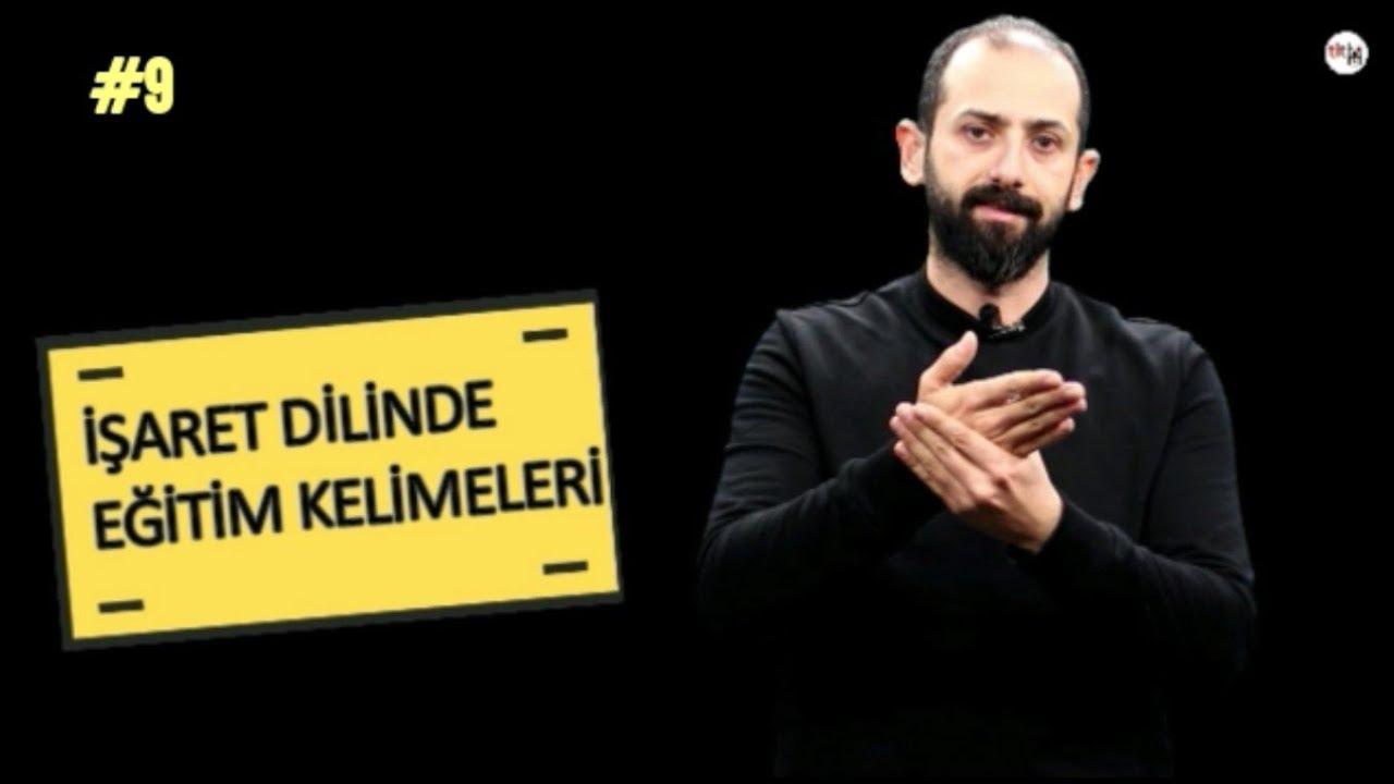 İşaret Dili Eğitim Videoları |  Ders 9# Burçlar