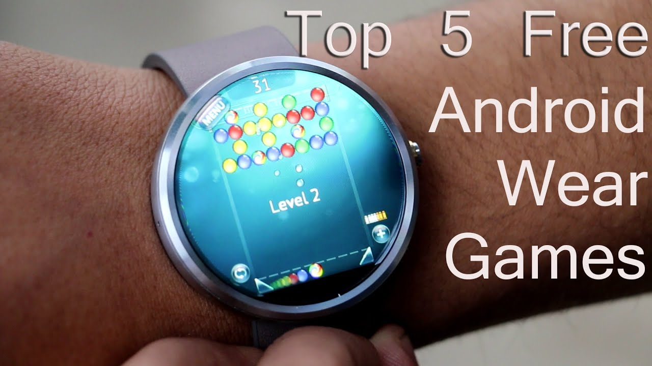 top 5 online android games
