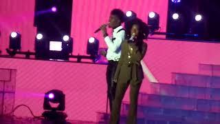 Beneath Your Beautiful - Dalton Harris and Shan Ako ( X Factor Live Tour 2019 - Birmingham)
