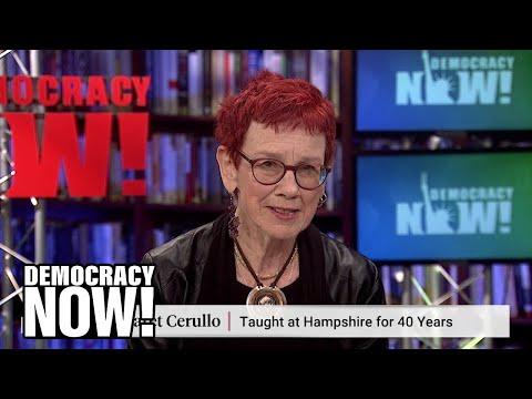 Hampshire College prof explains school's history of social activism amid threats of closure