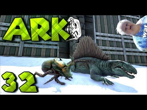 ARK #33 | CERVEZA, DIMETRODON, DUNG BEETLE Y MUCHAS RISAS | Gameplay Español
