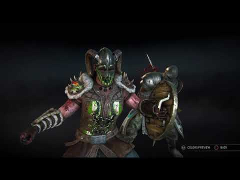 For Honor all hero executions so far
