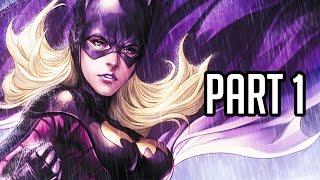 Batman Arkham Knight Batgirl - Walkthrough Gameplay Part 1 (Batman Arkham Knight DLC 1080p)