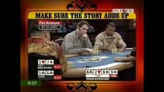 Видео уроки покера на русском - блеф  (17)
