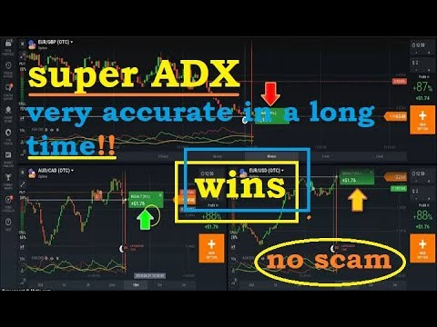 Binary option adx