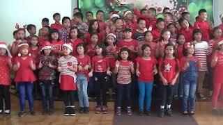 Perayaan Natal SD Ign. SlametRiyadi 2 Kebon Kangkung Bandung