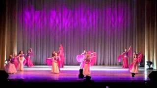 Kids belly dance (4-7 years)