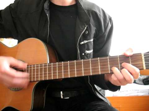 Goodbye My Lover Guitar Cover James Blunt Youtube
