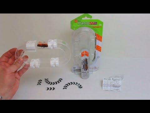 HexBug Nano V2 - Orbit - Starter Set - Do not overlook this set! - Detailed Review P/N: 477-2901