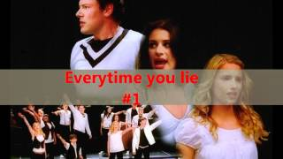 Everytime you lie #1