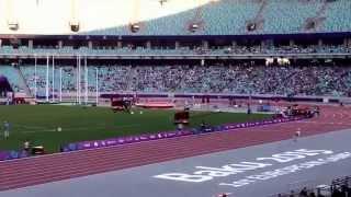 Баку 2015 Легкая атлетика. Часть 2