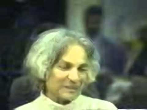 U.G. Krishnamurti: Friends in Amsterdam Part 2