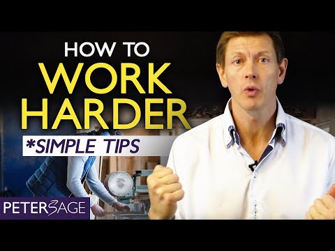 How to Motivate Yourself To Work Harder (Instantly)